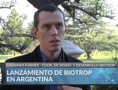 EN 15 AÑOS, LA PARTICIPACION DE BIOLOGICOS SUPERARA A LA DE QUIMICOS, EN EL MERCADO.